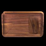 marley natural rolling tray