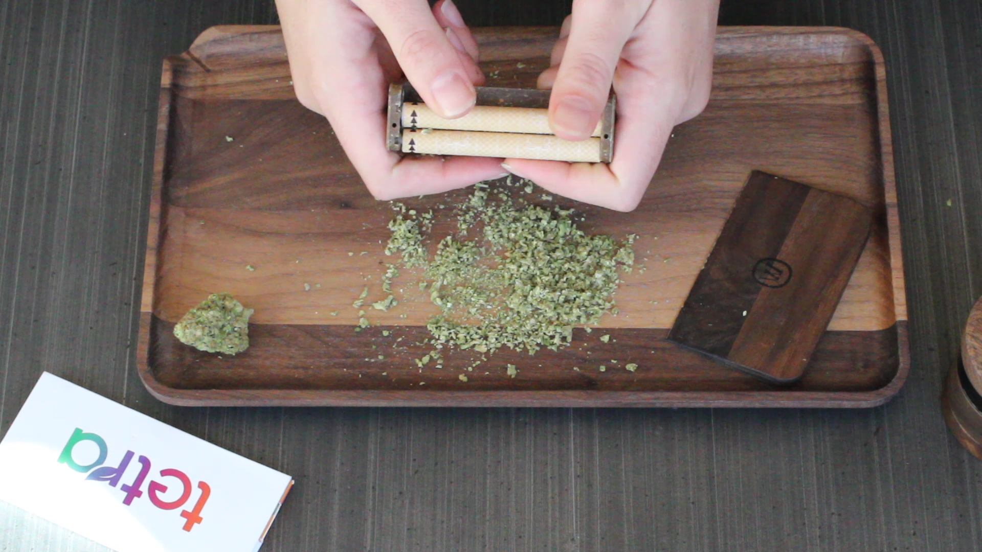 joint rolling techniques
